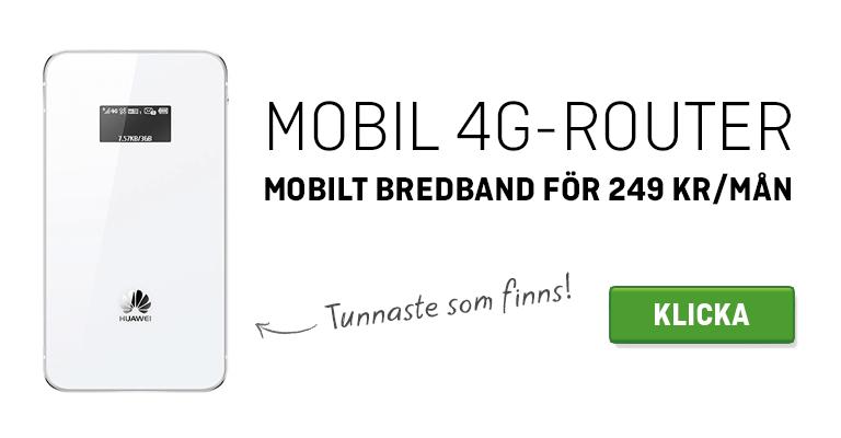 halebop mobilt bredband