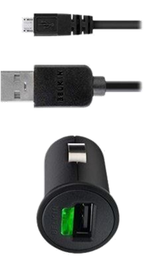 Belkin Micro-Usb Billaddare