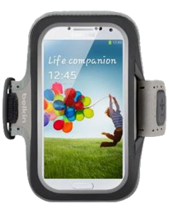 Belkin Galaxy S4 Armband Slim Black