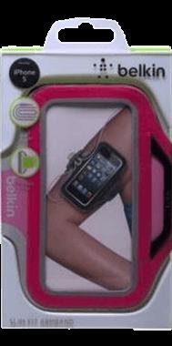 Belkin Iphone 5/5S/5C Armband Pink
