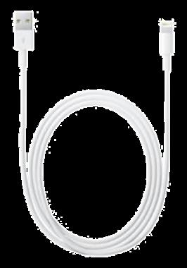 Apple Lightning till USB kabel 2m